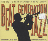 Beat Generation Jazz CD