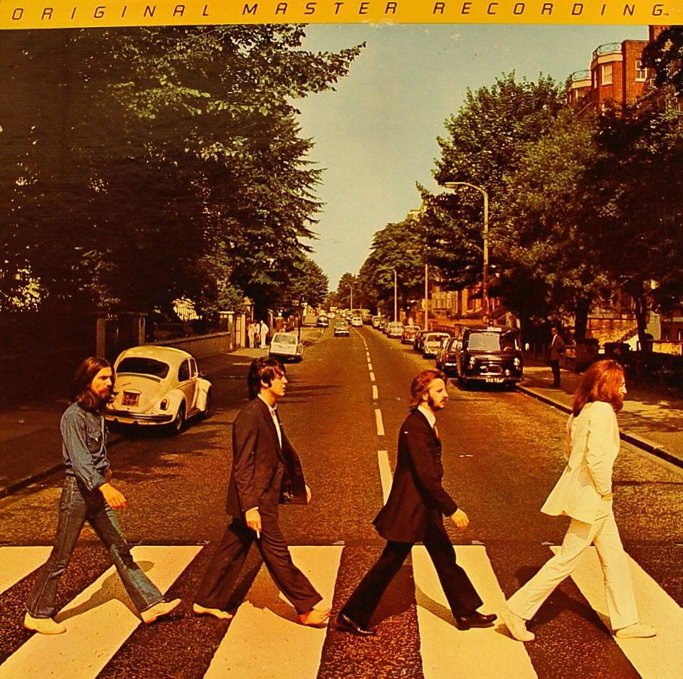 beatles abbey road vinyl 12
