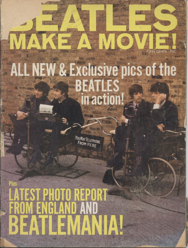 Beatles Make a Movie