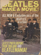 Beatles Make a Movie Magazine