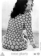 Bebel Gilberto Promo Print