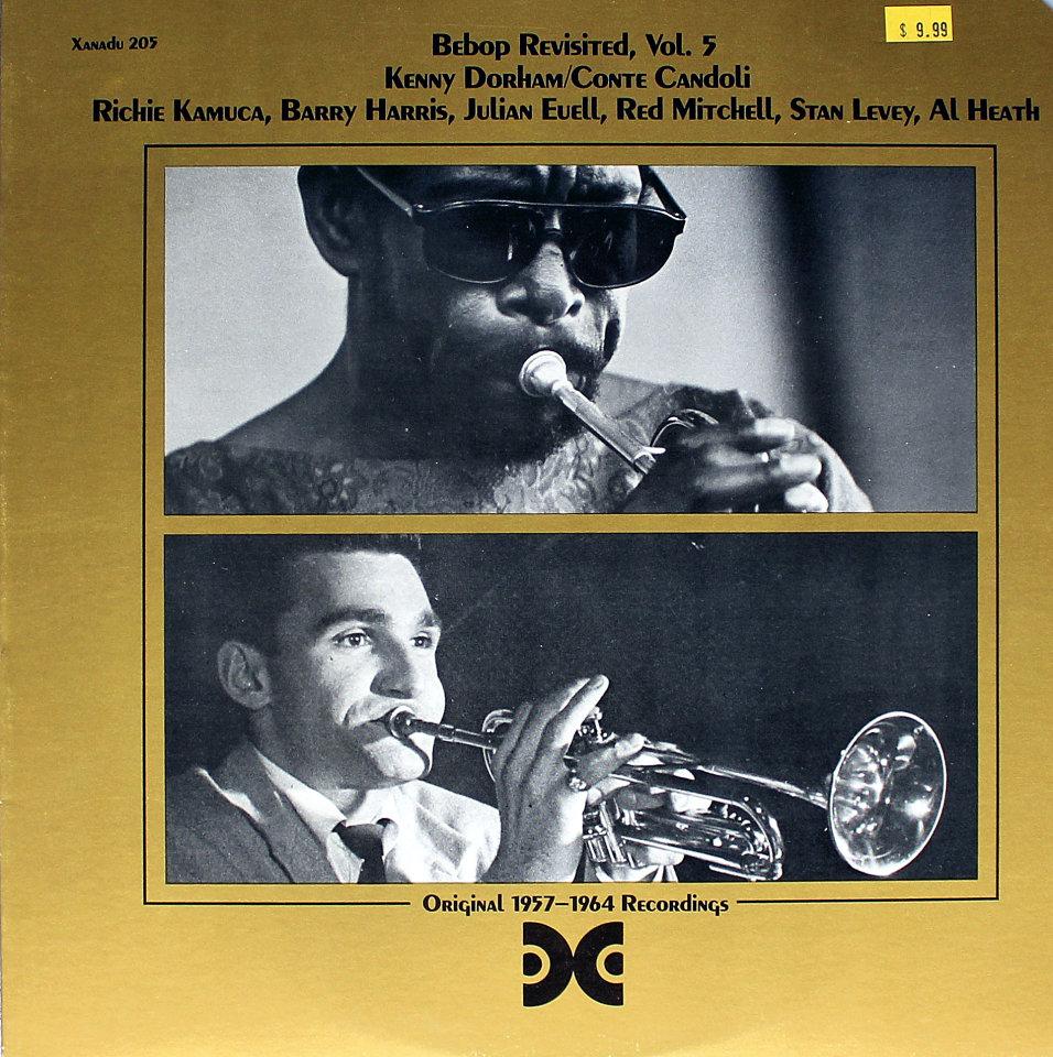 "Bebop Revisited, Vol. 5 Vinyl 12"" (Used)"