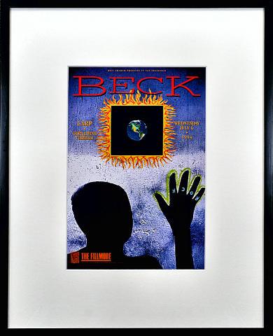 Beck Framed Poster