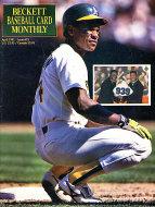 Beckett Baseball Card Monthly April 1991 Magazine