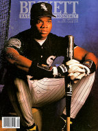 Beckett Baseball Card Monthly April 1992 Magazine