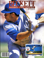 Beckett Baseball Card Monthly April 1993 Magazine