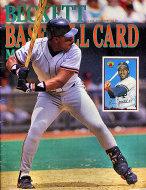 Beckett Baseball Card Monthly Aug 1,1989 Magazine