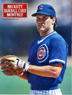 Beckett Baseball Card Monthly Aug 1,1990 Magazine
