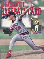 Beckett Baseball Card Monthly No. 54 Magazine
