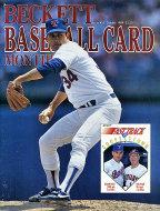 Beckett Baseball Card Monthly Oct 1,1989 Magazine