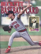 Beckett Baseball Card Monthly September 1989 Magazine