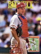 Beckett Baseball Card Monthly September 1993 Magazine