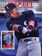 Beckett Baseball Card Monthly Vol. 8 No. 11 Issue 80 Magazine