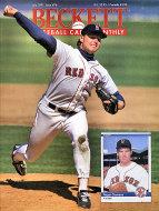 Beckett Baseball Card Monthly Vol. 8 No. 7 Issue 76 Magazine