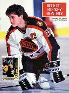 Beckett Hockey Monthly February 1991 Magazine