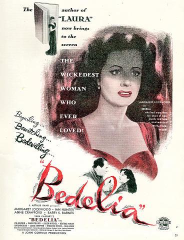 Bedelia Vintage Ad