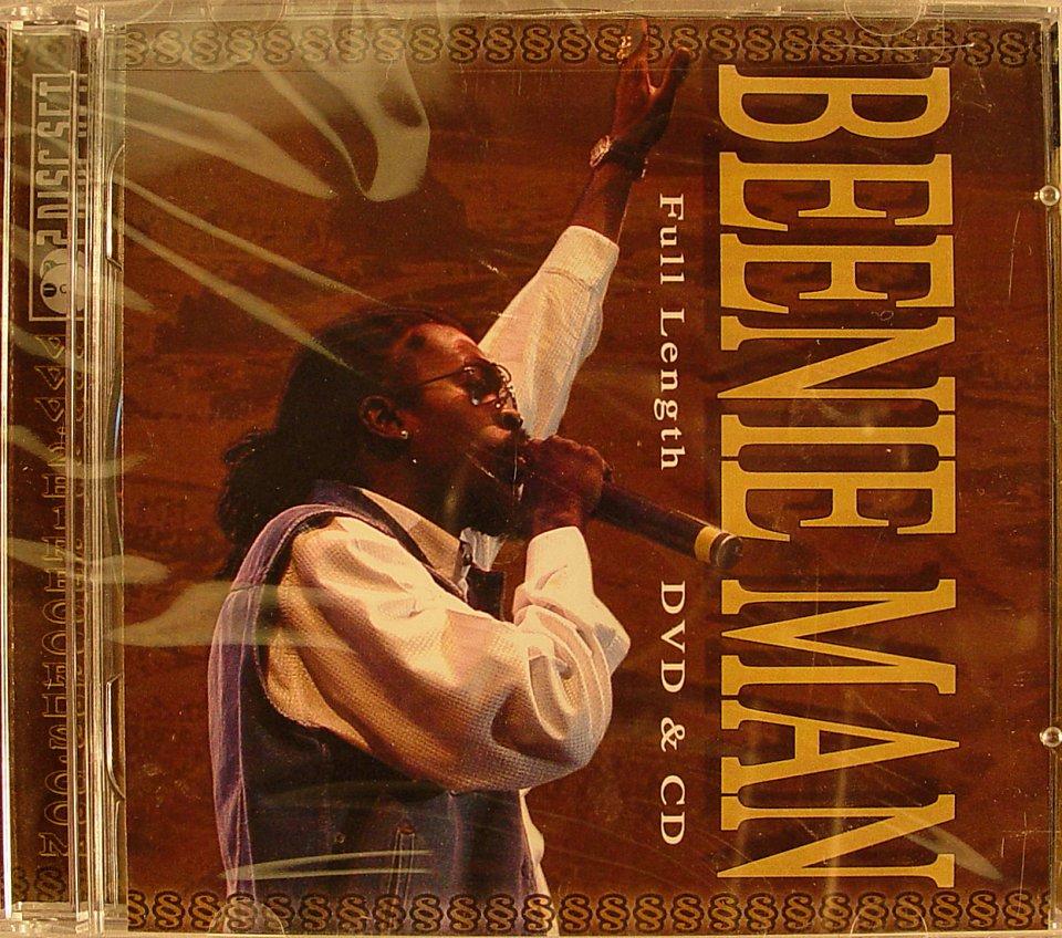 Beenie Man DVD