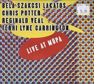 Bela Szakcsi Lakatos CD