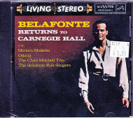 Belafonte CD