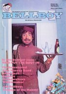 Bellboy Vol. 1 No. 1 Magazine