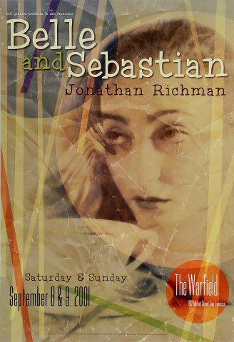 Belle & Sebastian Poster