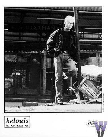 Belouis Some Promo Print