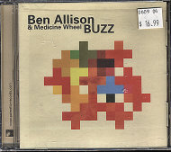 Ben Allison & Medicine Wheel CD