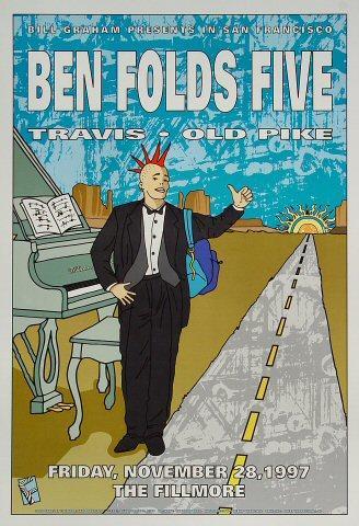 Ben Folds Five Poster