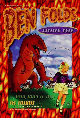 Ben Folds Poster