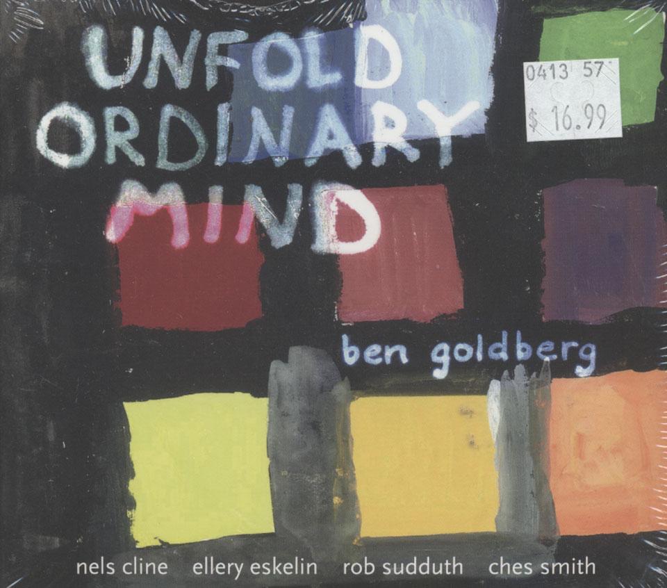Ben Goldberg CD