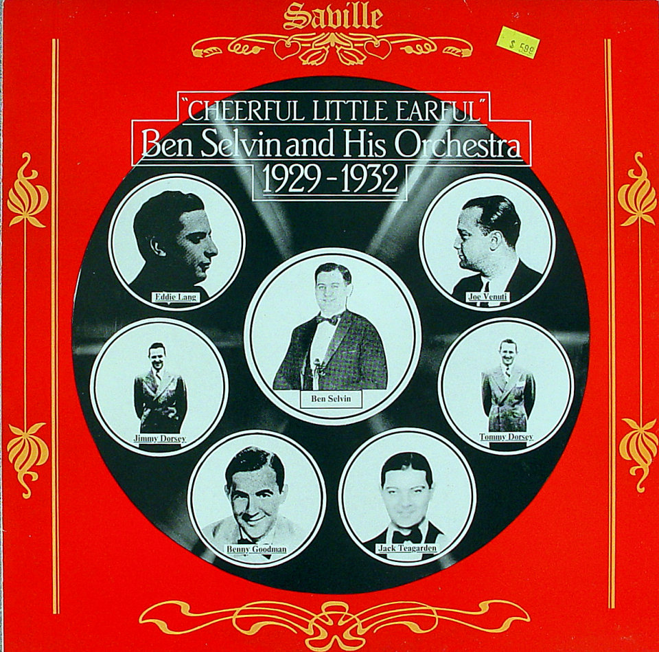 """Ben Selvin And His Orchestra Vinyl 12"""" (Used)"""