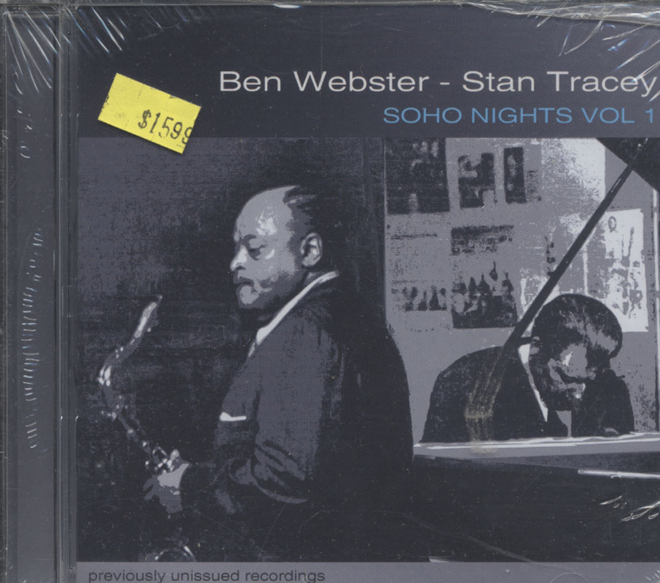 Ben Webster And Stan Tracey CD