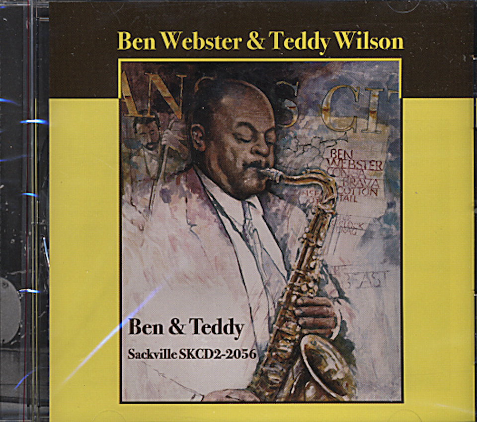 Ben Webster & Teddy Wilson CD