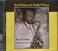 Ben Webster & Teddy Wilson CD