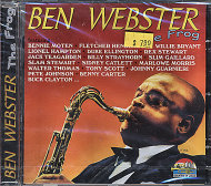 Ben Webster CD