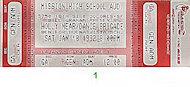 Benefit for Buena Vista School Vintage Ticket