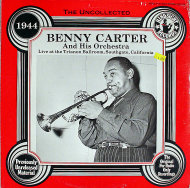 "Benny Carter And His Orchestra Vinyl 12"" (New)"