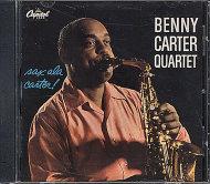 Benny Carter Quartet CD