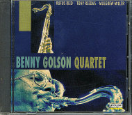 Benny Golson CD
