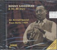 Benny Goodman & His All Stars CD