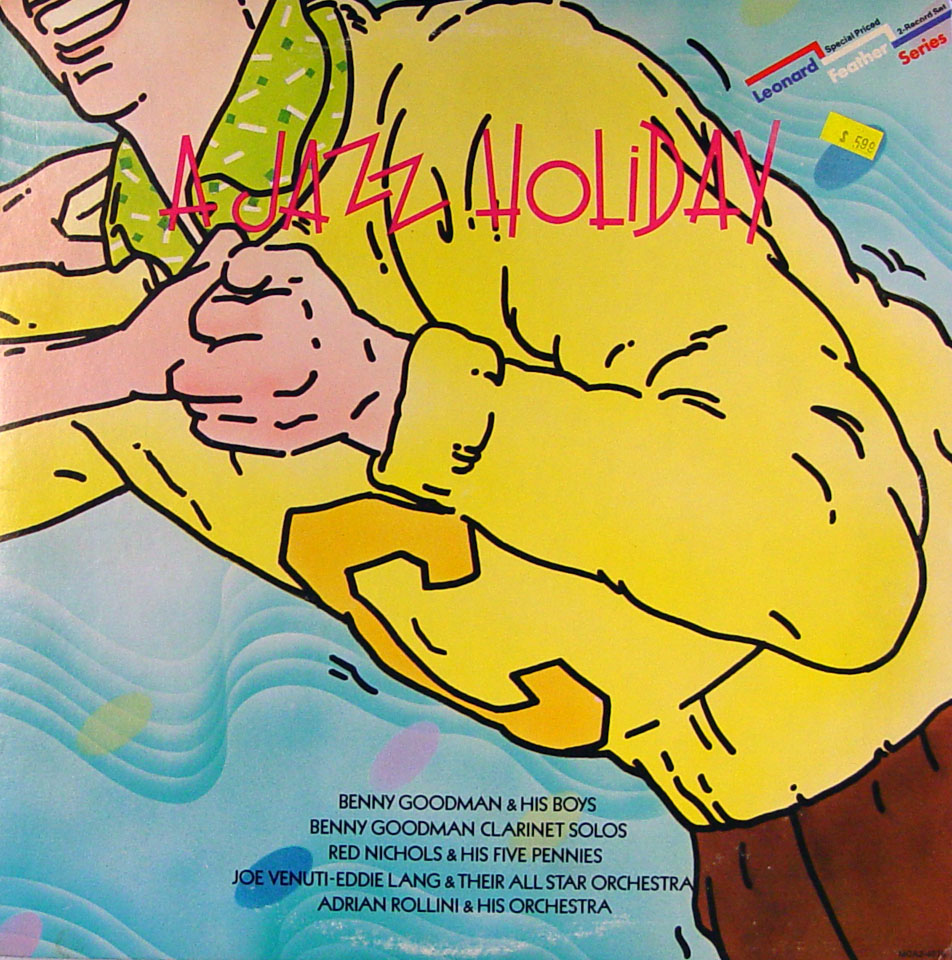 "Benny Goodman & His Boys Vinyl 12"" (Used)"