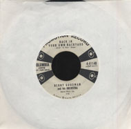 "Benny Goodman and His Orchestra Vinyl 7"" (Used)"