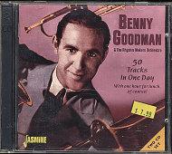 Benny Goodman & The Rhythm Makers Orchestra CD