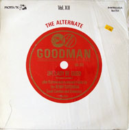 """Benny Goodman Small Combos And Orchestra Vinyl 12"""" (Used)"""