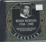 Benny Morton CD