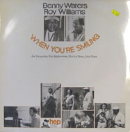 "Benny Waters / Roy Williams Vinyl 12"" (New)"