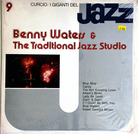 "Benny Waters Vinyl 12"" (New)"