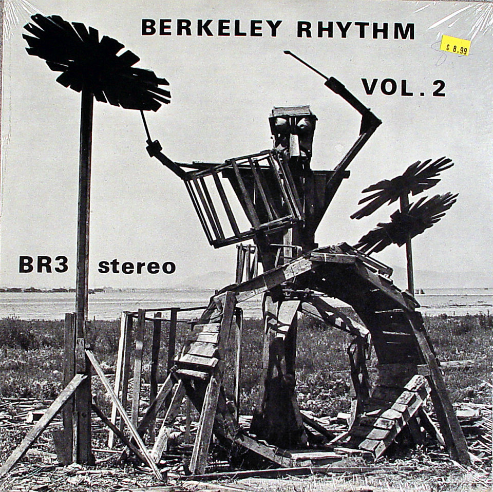 "Berkeley Rhythm Vinyl 12"" (New)"
