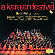 "Berlin Philharmonic Vinyl 12"" (Used)"