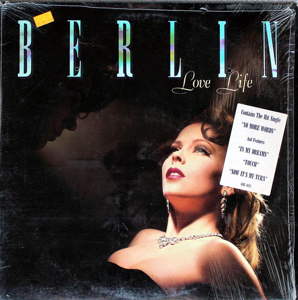 """Berlin Vinyl 12"""" (Used)"""